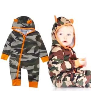 2for10 Adorable camouflage for boys or girls